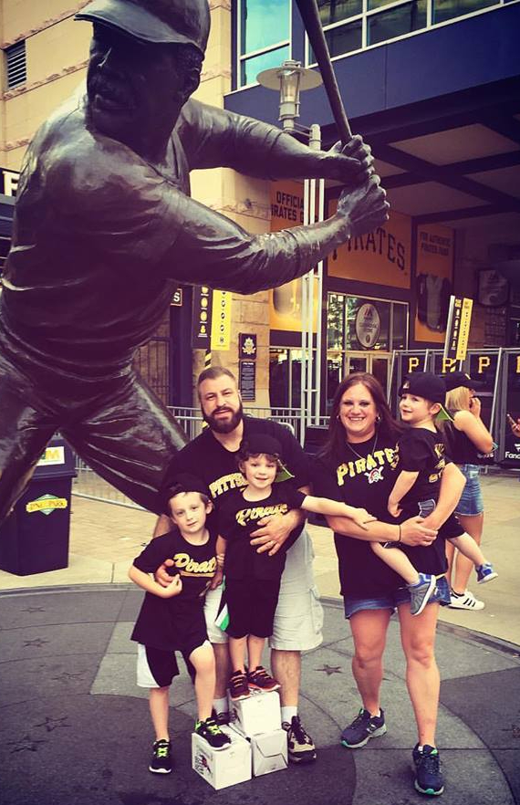 Pittsburgh, homeschool, Pirates, baseball