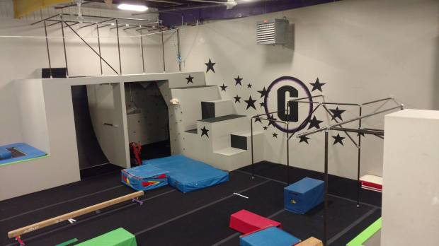 Gymsport, gymnastics, tumbling, parkour, Pittsburgh