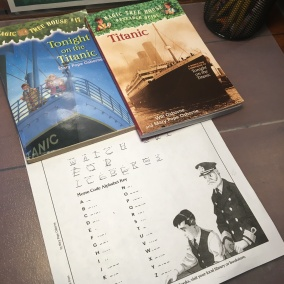 Magic Tree House, books. chapter books, homeschool